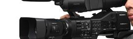 La nueva NEX-EA50, ya en el mercado, amplía la línea NXCAM con un camcorder de lente intercambiable