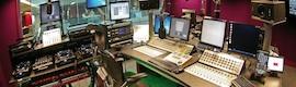 La BBC ultima la integración de 85 consolas Studer OnAir 3000