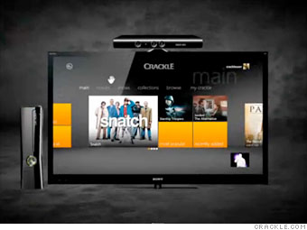 how to get crackle on samsung smart tv