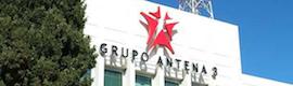 El grupo Antena 3 vuelve a minimizar los efectos de la crisis publicitaria y obtiene un beneficio de 31,9 millones