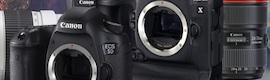 Canon pone a prueba sus productos profesionales