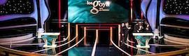 Los Christie MicroTiles brillan en la gala de los Premios Goya