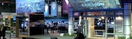 Ericsson presenta la primera solución para emisión de vídeos a través de redes LTE