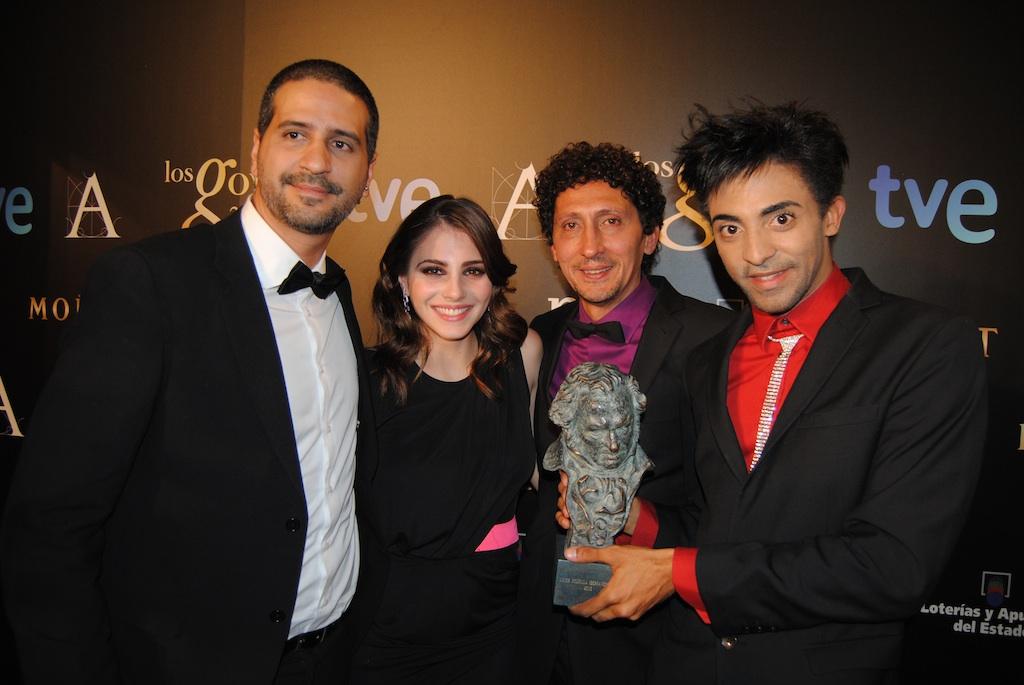 La Cubana Juan De Los Muertos Goya A La Mejor Película Iberoamericana