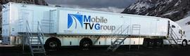 Mobile Tv dota su nueva unidad móvil 'triple-feed' con Grass Valley