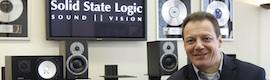 Max Noach, nuevo gerente comercial de ventas en Solid State Logic para América Latina