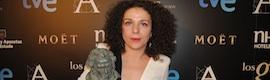 Sandra Hermida ve recompensado con un Goya su labor al frente de la producción de 'Lo imposible'