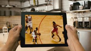 Tv en iPad (Foto: Ericsson)