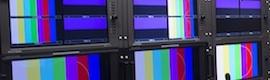 La excepcional luminosidad y ángulo de visión de los monitores Pixtron Broadcast llega a CABSAT 2013