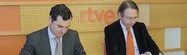 RTVE y la Agencia EFE firman un convenio de colaboración