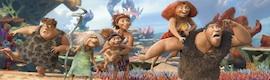 Dreamworks vuelve a confiar en HP para la producción de su última comedia de aventuras 'The Croods'