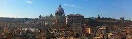 Dejero ofrece servicios ENG llave en mano desde el Vaticano