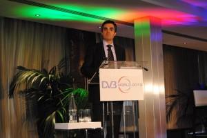 Jordi Bosom en DVB World 2013