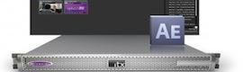 Miranda revoluciona la creación gráfica con After Effects y la renderización de iTX Render Service