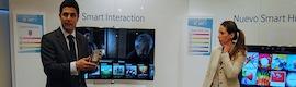Samsung revoluciona la relación entre usuario y televisor con S-Recommendation