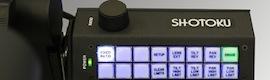 Shotoku exhibirá en NAB 2013 su nuevo Gemini Pan Bar Control System
