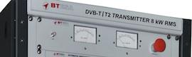 BTESA presentará en NAB sus nuevos transmisores con tecnología Doherty para tv digital