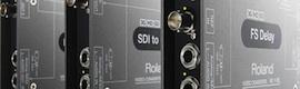 Roland lanza su nueva línea de conversores de vídeo VC-1