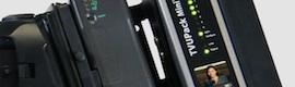 TVU expande la integración de TVUPack Mini a más cámaras profesionales