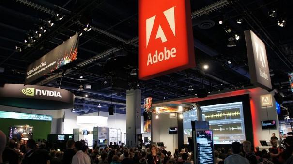 Adobe en NAB 2013