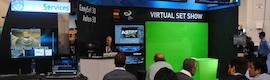 Gráficos 3D en tiempo real, y ahora en 4K, con Brainstorm Multimedia