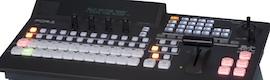 HVS-XT100 y HVS-XT110: dos nuevos mezcladores que For-A lanza en NAB 2013