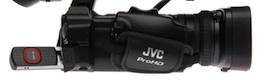 Transmisión HD en directo de noticias con la versión 2.0 de las cámaras JVC GY-HM650 ProHD