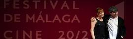 Gracia Querejeta vuelve a triunfar en el Festival de Málaga