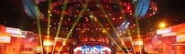 Los sistemas de JBL hacen posible un sonido cristalino en 'American Idol'