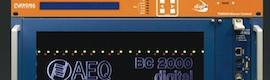 Kroma y AEQ desarrollan una intercom con hasta 1024 puertos