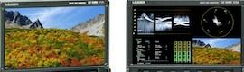 Leader LV5490: un multi-monitor en forma de onda para señales desde SD a 4K