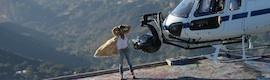 ACS France da un paso adelante en los sistemas de filmación con cámara giroestabilizada