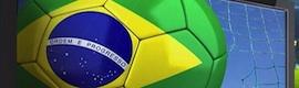 Sony llevará a cabo pruebas de emisiones 4K en directo en Brasil
