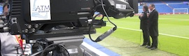 ATM Broadcast, host broadcaster en la final de la Copa del Rey