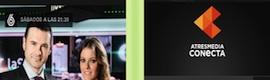Atresmedia Conecta, la evolución de Ant3.0 en segunda pantalla
