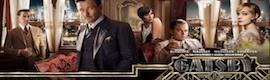 """""""El gran Gatsby"""" se preestrena en Nueva York en 4K y 3D con proyectores de la Serie Solaria de Christie"""