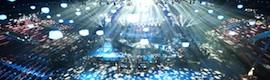 Todos los secretos técnicos del Festival de Eurovisión en Malmö