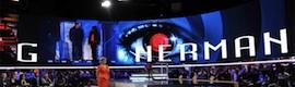 Videoreport instala una pantalla gigante de LEDs en 'Gran Hermano 14′