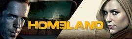 Publiespaña integra los tuits de los espectadores en los elementos de continuidad de la serie 'Homeland' en Cuatro