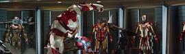 Los estudios Trixter dan vida a 'Iron Man 3′