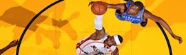 Cámaras I-Movix en la cobertura de la los Playoffs de la NBA con ESPN