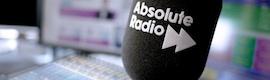 Absolute Radio recoge el mejor sonido de las bandas británicas con PreSonus StudioLive