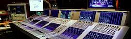 RAI invierte en las primeras consolas digitales Harman Studer Vista 9