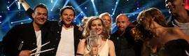 Casi 5,4 millones de espectadores siguieron Eurovisión en La 1 de TVE