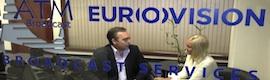 ATM Broadcast cierra un acuerdo de colaboración con Eurovisión en América