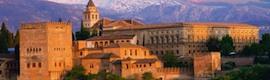 'Isabel' abre por vez primera en un cuarto de siglo las puertas de La Alhambra para un rodaje
