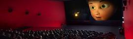 Segunda ola EGM: crece el número de espectadores en cine y se reduce el consumo de radio y televisión