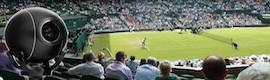 Los sistemas mini-robóticos de Camera Corps captarán hasta el mínimo detalle en Wimbledon
