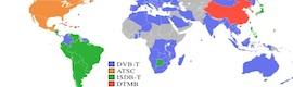 El DVB gana terreno en África