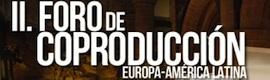 II Foro de Coproducción Europa – América Latina en el Festival de San Sebastián